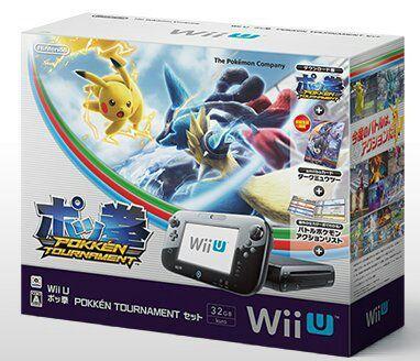 Bundle Wii U Pokken Tournament