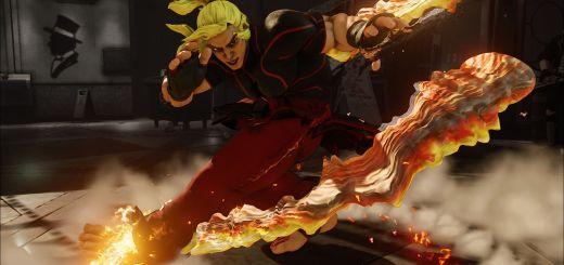 Ken Street Fighter V