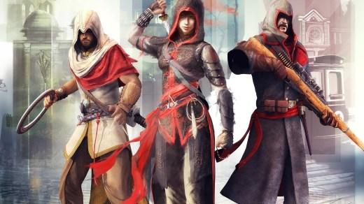 La trilogie Assassin's Creed Chronicles, en 2.5D !