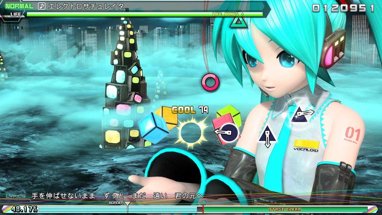 Hatsune Miku revient sur PS4 avec Project Diva Future Tone ...