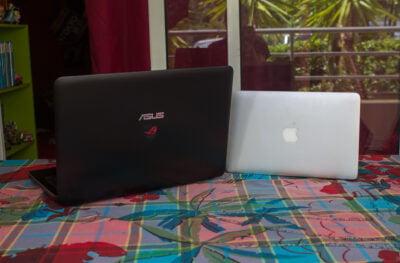 Avoir un PC portable réactif est un véritable bonheur, que ce soit du ROG ou un Macbook !