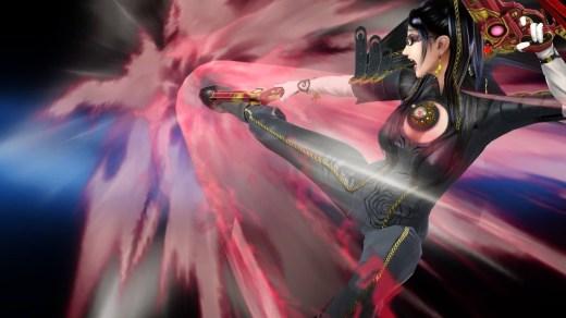 Bayonetta est toujours fidèle à elle même dans ce DLC !