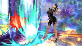 Bayonetta dans Super Smash Bros for Wii U