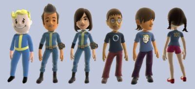 Les avatars Xbox sont trop peu présens sur Xbox One à mon goût.