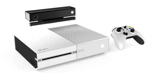 "La Xbox One blanche dans son édition collector ""I made this"""