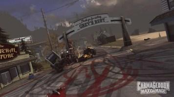 Carmageddon PS4 / Xbox One