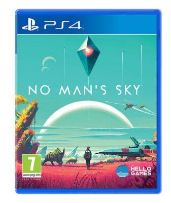 No Man's Sky sera disponible en boîte le 22 juin sur PS4 !