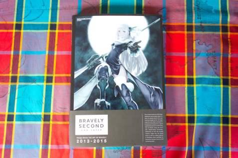 L'Artbook du collector de Bravely Second
