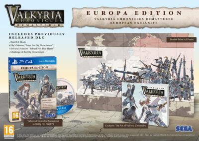 Valkyria Chronicles en édition collector