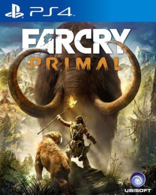 Far Cry Primal sur PS4