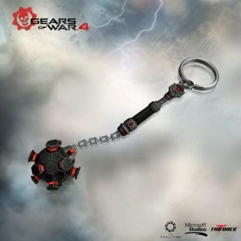 Un porte clé grenade Gears of War 4