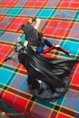 Le drapé de la cape de Batman est vraiment bien fait...