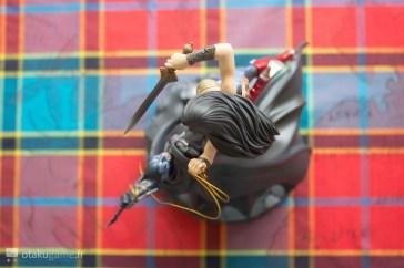 Figurine Wonder Woman vs Batman
