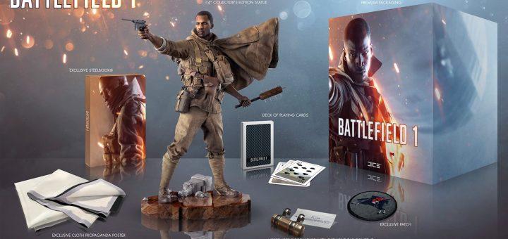 Le Collector Battlefield 1 en image !