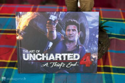 L'artbook The Art of Uncharted 4