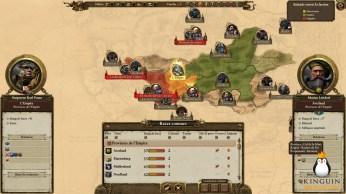 Utiliser la diplomatie est souvent plus efficace que de partir au combat !