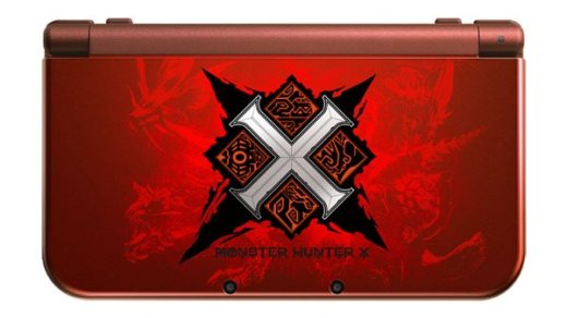 L'édition collector Monster Hunter X