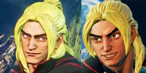 La tête de Ken a changé ?