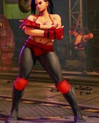 Street Fighter V leak costumes