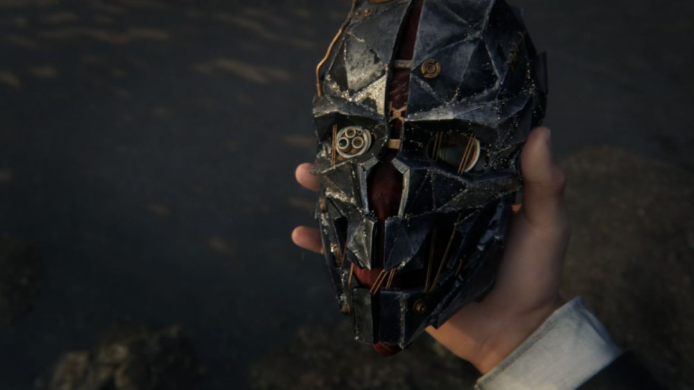 Dishonored 2, voici le masque de Corvo...