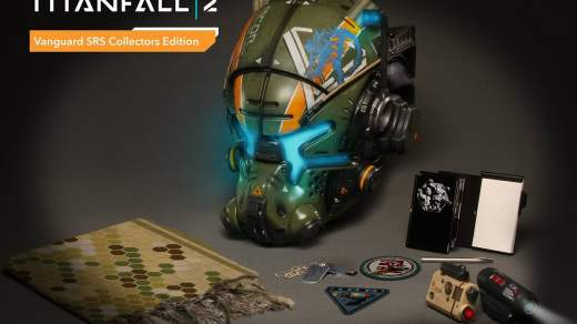Titanfall 2 collector ( Vanguard Edition)