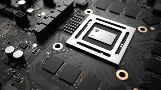 La Xbox One Scorpio