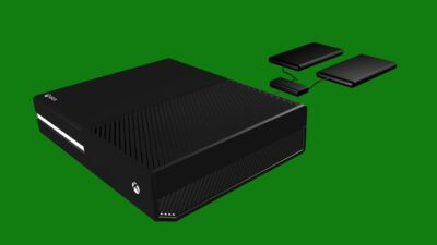 La Xbox One peut reconnaître jusqu'à 16To de données externes ;) !