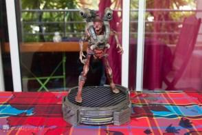 La figurine du Revenant de l'édition collector de DOOM !