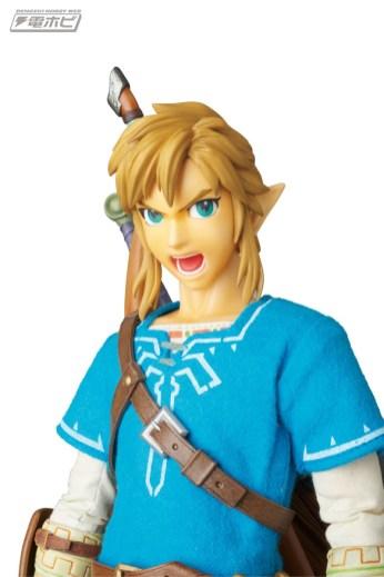 Figurine de Link de The Legend of Zelda : Breath of the WindFigurine de Link de The Legend of Zelda : Breath of the Wind