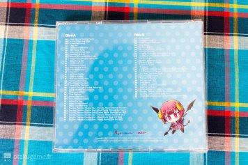 L'OST de Gal*Gun sur 2 CD