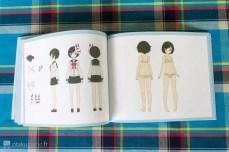 Artbook de l'édition collector de Gal*Gun Double PeaceArtbook de l'édition collector de Gal*Gun Double Peace