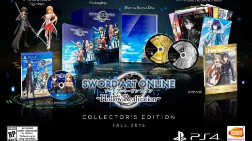 Sword Art Online Collector