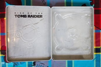 Steelbook Rise of The Tomb Raider
