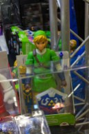 Figurine géante de Link