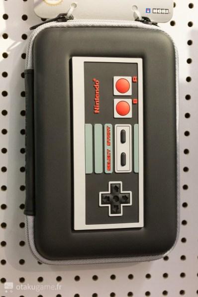 Pochette NES manette