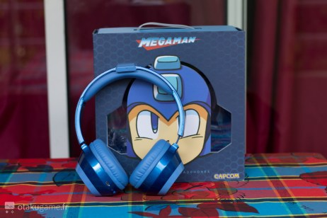 Casque Megaman Officiel (édition limitée)