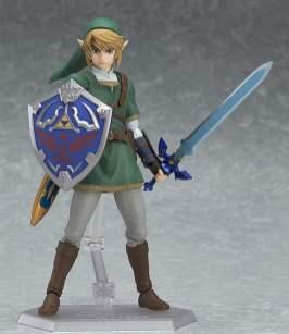 Figurine Figma Link Twilight Princess