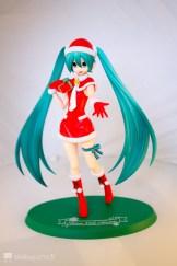 Hatsune Miky Figurine Noël (Merry Christmas)