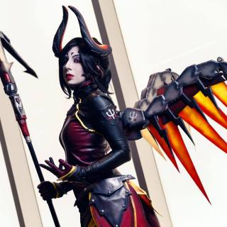 Ce cosplay d'Ange est juste incroyable !