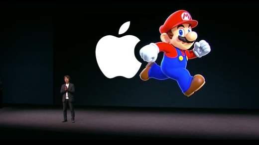 iPhone Nintendo