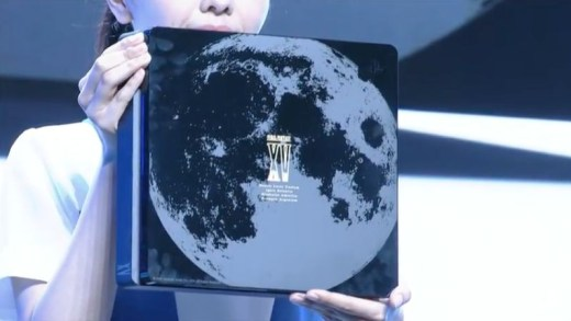 PS4 slim édition collector FFXV