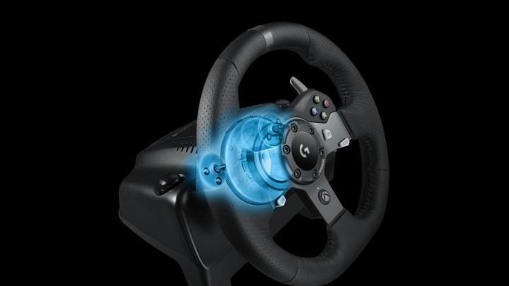 Le G920 est l'un des meilleurs volant pour Xbox One !