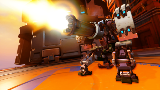 Bastion is on FIRE !