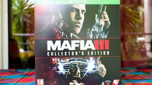 Que cache cette édition collector de Mafia III édition collector ?