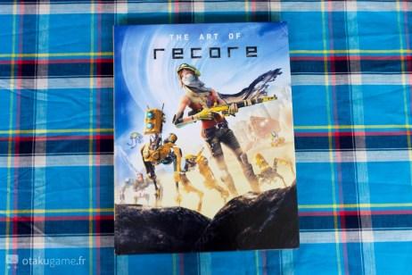 The Art of Recore est un Artbook sans grande prétention, mais qui aide à saisir ce que les développeurs voulaient créer !
