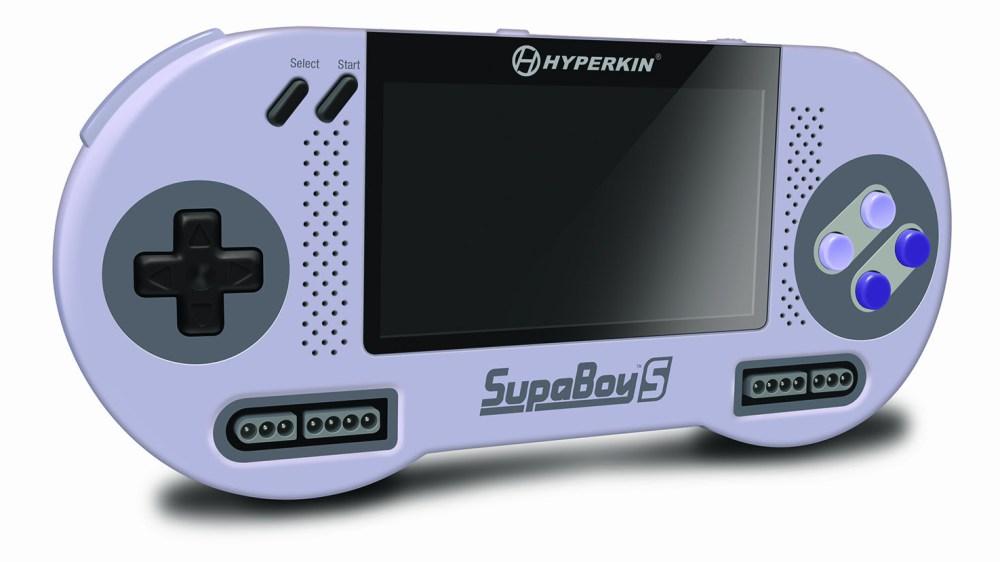 La SupaBoy S sera bientôt disponible en France !