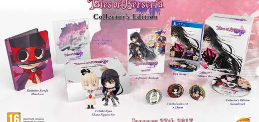 Tales of Berseria édition collector