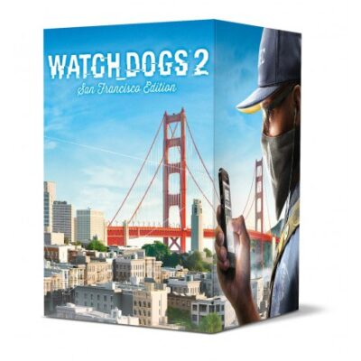 Watch Dogs édition collector