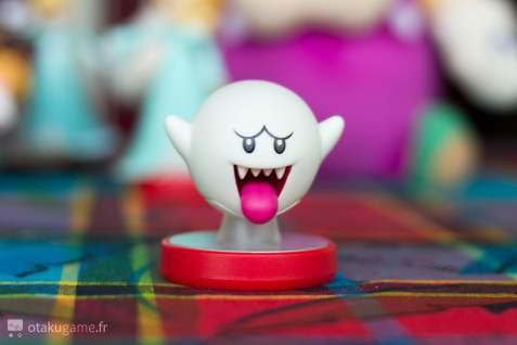 Amiibo Boo (brille dans le noir)