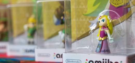Les Amiibo Zelda 30ème Anniversaire en photos !